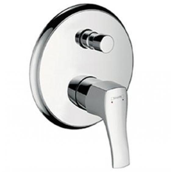 Hansgrohe virštinkinė vonios/dušo maišytuvo dalis Metris Classic