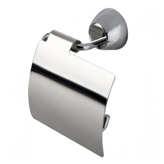 Geesa tualetinio popieriaus laikiklis su dangteliu Cono 2108