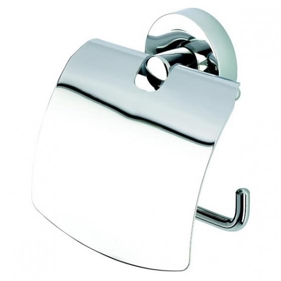 Geesa tualetinio popieriaus laikiklis su dangteliu Luna 5508