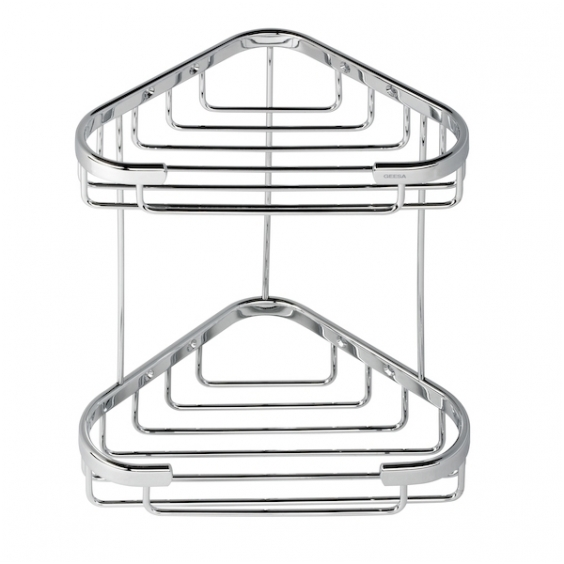 Geesa kampinis dvigubas dušo krepšelis Basket 185