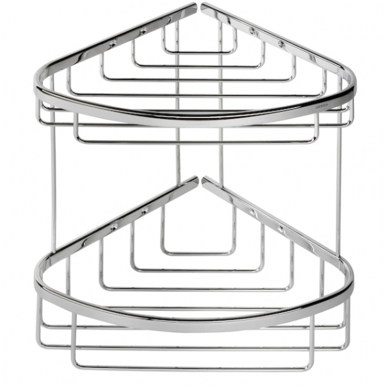 Geesa kampinis dvigubas dušo krepšelis Basket 183