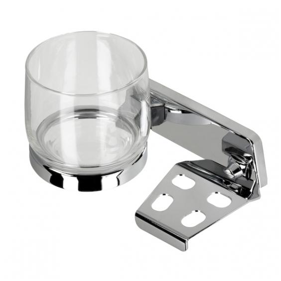 Geesa pakabinama stiklinė su dantų šepetėlio laikikliu Standard 7164