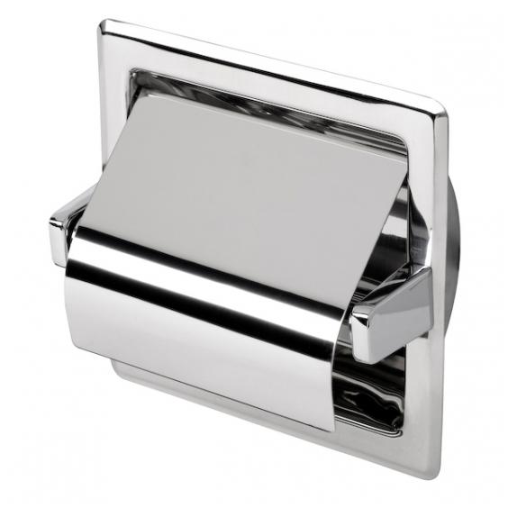 Geesa įleidžiamas tualetinio popieriaus laikiklis su dangteliu Standard Hotel 119