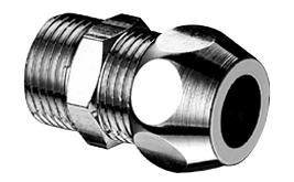 Sujungimas SCHELL 1/2'' x 3/8'', d 10mm, išorinis sriegis