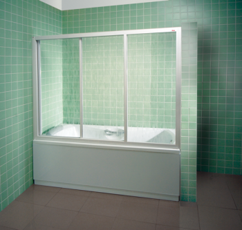 Vonios durys AVDP3-150 POLYESTER RAIN