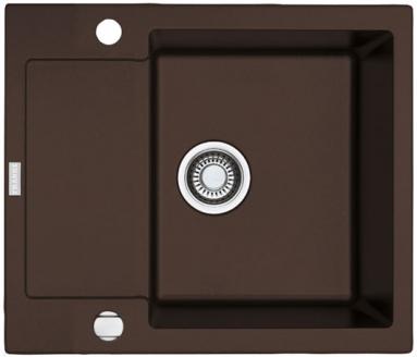 Akmens masės plautuvė FRANKE MRG 611-62 Šokoladas