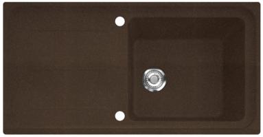 Akmens masės plautuvė FRANKE IMG 611-100 Šokoladas