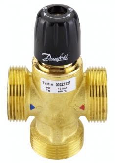 Termostatinis pamaišymo vožtuvas d25 TVM-H