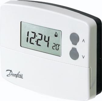 Programuojamas kambario termostatas TP4000