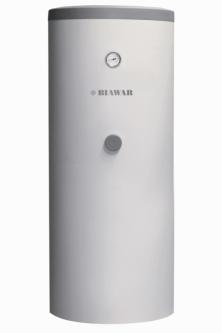 Vandens šildytuvas NIBE-BIAWAR MEGA W-E125.81 125L vertikalus, be teno