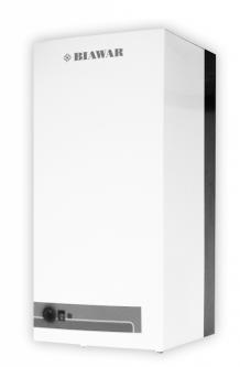 Vandens šildytuvas NIBE-BIAWAR QUATTRO OW-E150.7A 150L vertikalus su tenu, pakabinamas