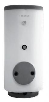 Vandens šildytuvas NIBE-BIAWAR MEGA W-E500.81A 500L vertikalus, be teno