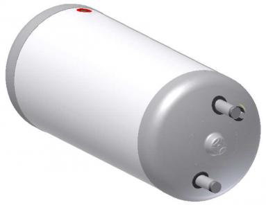 Vandens šildytuvas NIBE-BIAWAR W-E120.26 S 120L horizontalus, be teno