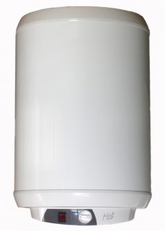 Vandens šildytuvas NIBE-BIAWAR HOT-55 55L, elektrinis