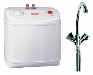 Vandens šildytuvas NIBE-BIAWAR OW-10.1 po kriaukle