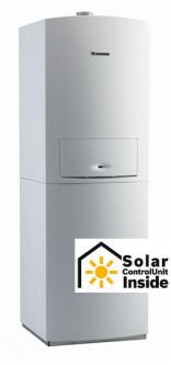 Dujinis katilas JUNKERS ZBS 30/210S-3MA CerapurModul-Solar