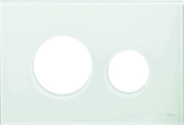 Stiklinis paviršius TECEloop, žalias