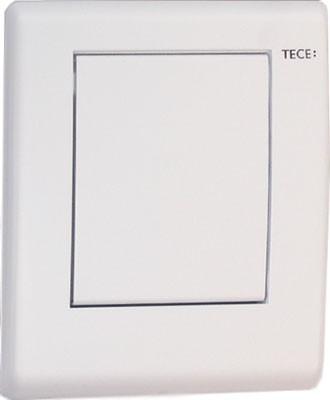 Vandens nuleidimo mygtukas TECEplanus Pisuarui, baltas