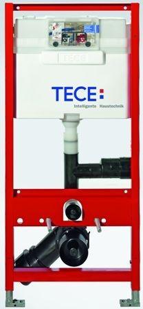 TECE universalus WC modulis su pajungimu prie ventiliacijos