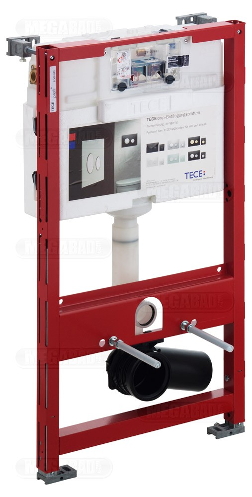 TECE universalus WC modulis pažemintas  H=980mm