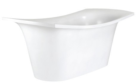 Akmens masės vonia PAA Bel Canto 1800mm x 850mm x 740mm