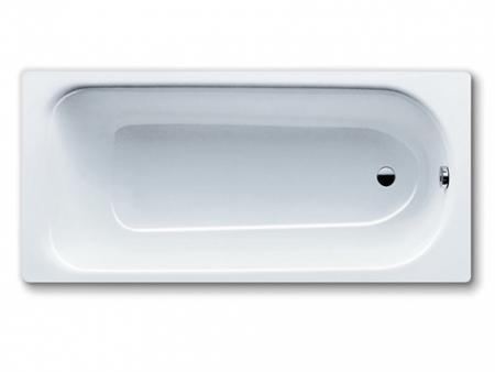 Plieninė vonia Kaldewei Eurowa 160cm su kojomis plieno storis 2,3 mm