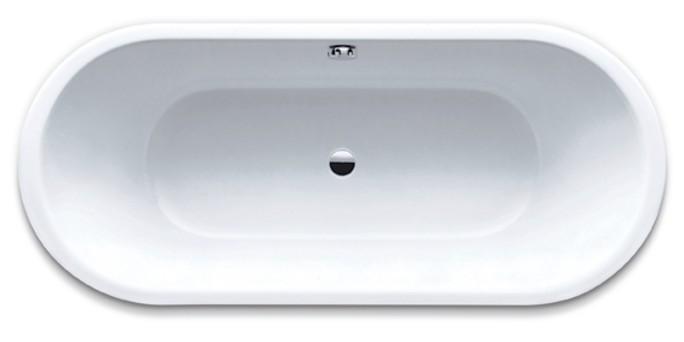 Plieninė vonia Kaldewei Classic Duo Oval 180x80cm su kojomis plieno storis 3,5 mm