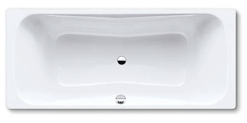 Plieninė vonia Kaldewei Dyna Duo 170x75cm su kojomis plieno storis 3,5 mm