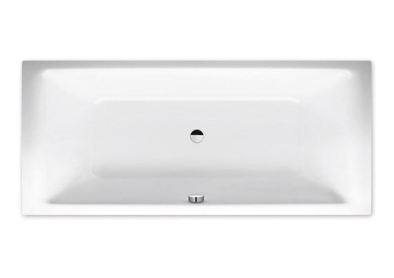 Plieninė vonia Kaldewei Puro duo 180x80cm