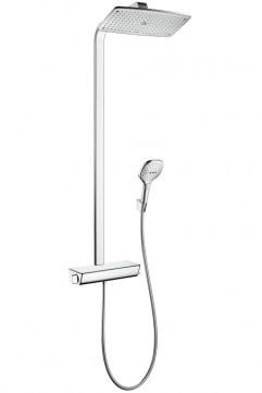 Hansgrohe Raindance Select E 360 1jet dušo termostatinė lietaus dušo sistema