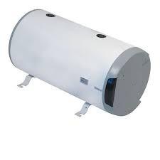 Vandens šildytuvas DRAŽICE OKCV 200L, horizontalus, kombinuotas