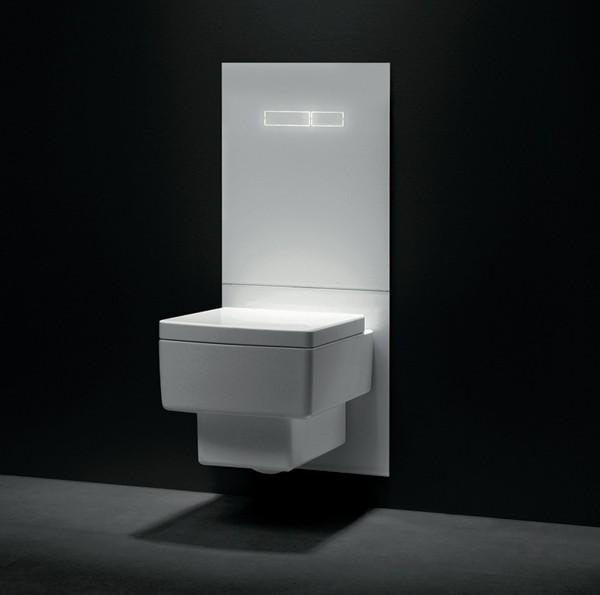 TECElux 100 potinkinis WC modulis su lietimui jautriu klavišu (Senso-touch)