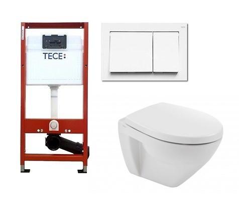 TECEbase Cetus potinkinis  rėmas ir WC su soft close  5 in 1