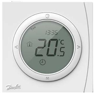 Kambario termostatas WT-P Danfoss potinkinis