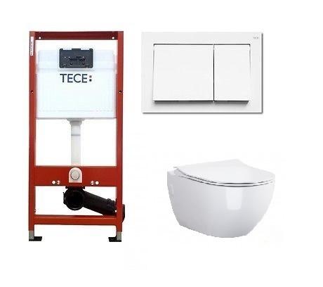 TECEbase ir OPOCZNO Urban Harmony CleanOn komplektas
