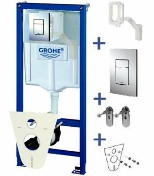 WC rėmas GROHE RAPID SL 5in1