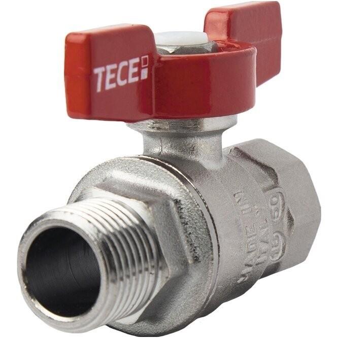 TECE rutulinis ventilis vidus-išorė VS 1